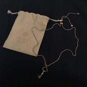 Kendra Scott Key Charm Necklace